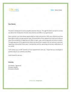 Sales agent appointment letter format letter templates write appointment letter formats amp samples for word temporary template free sample example format thecheapjerseys