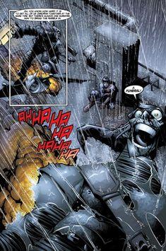 "The Green Goblin in the ""Death in the Family"" arc in Peter Parker Spider-Man Spiderman Pictures, Spiderman Art, Ms Marvel, Captain Marvel, Marvel Comics, John Romita Jr, Splash Page, Green Goblin, Comic Books Art"