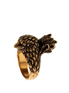 Bird brass ring | Gucci | MATCHESFASHION.COM