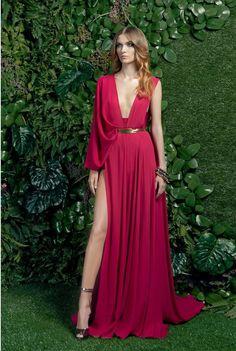 BASIL SODA Couture Fall Winter 2015/2016