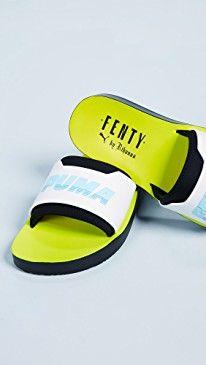 new product 17445 103f7 FENTY x PUMA Surf Slides