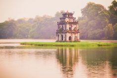 Hanoi's Hoan Kiem Lake | Vietnam