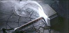 Thor Dark World concept artwork