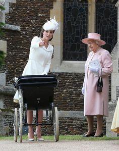 The Queen & future Queens