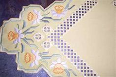 Image Search Results for hardanger satin stitch