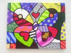 This video is a special collaboration work with Romero Britto and LG Electronics. Bible Coloring Pages, Graffiti Painting, Cubism, Painting Patterns, Elementary Art, Stone Art, Pattern Wallpaper, Art Lessons, Paper Art
