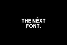 The Next Sans Free Font Free Fonts Free Geometric Graphic Design Resource Sans Serif TTF Typeface Typography