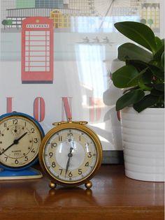 Telephone, Clock, Home Decor, Bedroom, Bricolage, Watch, Decoration Home, Phone, Room Decor