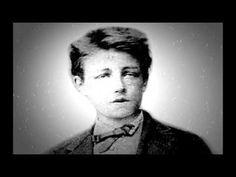 "Heres a virtual movie of France's legendary boy poet Arthur Rimbaud reading his much loved poem ""Sensation"" Jean Nicolas Arthur Rimbaud (English pronunciatio. Decadent Movement, Restless Soul, English Translation, Victor Hugo, Beautiful Mind, Spoken Word, Some Words, Creative Writing, The Dreamers"