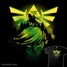 Hero of Hyrule #donnie #gaming #link #thelegendofzelda #triforce #videogame