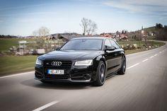 Sneller dan de JSF: ABT voorziet Audi S8 Plus van 705 pk en een topsnelheid van 320 km/h