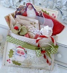 Christmas paper craft kit