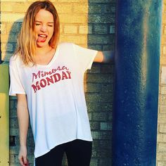 Oh Monday... #ootd #whatsnew #graphictee #mondays