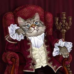 «Коты - аристократы» — собрать пазл онлайн