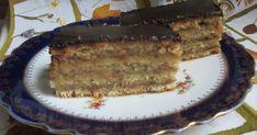 Mennyei Zserbó rizslisztből (Gluténmentes) recept! Hogy a lisztérzékenyek se maradjanak karácsonyra finom sütemények nélkül! :)