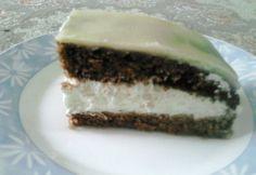Kólás-rumos szelet Cheesecake, Food, Cheesecakes, Essen, Meals, Yemek, Cherry Cheesecake Shooters, Eten