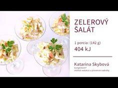 Zelerovy šalát - recept na zelerový šalát - VIDEO Ako sa to robí.sk