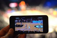 StadiumVision Mobile technology in use at the Barclay's center in Brooklyn, NY is a first of its...