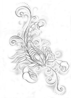 Images of Scorpio Tattoos