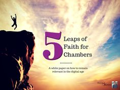 5 Leap of Faith for Chambers