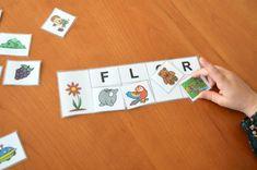Fomentar la creatividad y trabajar la conciencia fonológica con este juego 2 en 1 para inventar historias