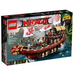 Lego Ninjago 70618 - Destiny's Bounty