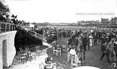 Historia Urbana de Madrid: Madrid, 27 de mayo de 1913.En el Hipódromo