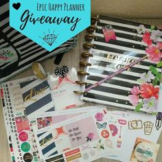 Calling all planner addicts! Welcome to The Epic Happy Planner Giveaway! $100 value in prizes for one lucky winner! View our blog QtsyLife.us or Shop news at QtsyLife.com for prize list.   Next month is my birthday!! So I'm running the giveaway of all giveaways and it will last all month long w/winner announcement after 1st of April. Show some love and celebrate early with me.      Full details in bio link       Follow these rules to enter: Follow @QtsyLife Repost this image and tag…