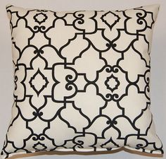 Windsor Cotton Throw Pillow