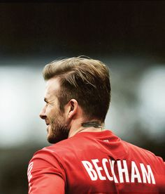 Beckham - The namesake of Sydney's middle name. He was her father's favorite player when he was young.