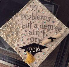 Funny Graduation Caps, Graduation Cap Designs, Graduation Cap Decoration, Graduation Party Decor, Grad Cap, Graduation Invitations, Graduation Gifts, College Graduation, Graduation Quotes