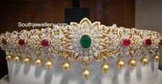 Top 10 South Indian traditional yet trendy necklace designs from SRJ Fine Jewelry, Dublin, Ohio. India Jewelry, Temple Jewellery, Fine Jewelry, Gold Jewelry, Jewellery Box, Unique Jewelry, Indian Wedding Jewelry, Bridal Jewelry, Indian Bridal