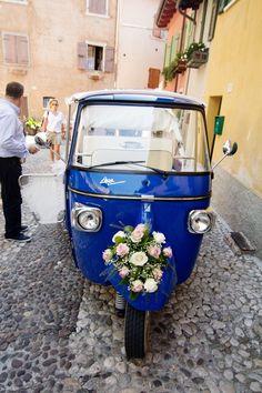 A wedding story: Emma and Luke's Relaxed Italian DIY Wedding by Craig Goode