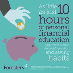 A little personal financial education can go a long way #finlit