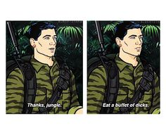 """23 Of Sterling Archer's Funniest Lines On """"Archer"""""""