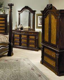 Montecito Bedroom TV Armoire | NC Furniture | North Carolina Furniture | Furniture Direct NC