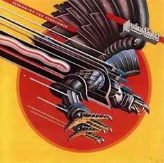 Screaming for Vengeance is the eighth and best top-to-bottom studio album by British heavy metal band Judas Priest. It's No. 15 on IGN's 25 most influential metal albums and No. 10 on Metal-Rules.com's 100 greatest metal albums. It's also the first entire album released as downloadable content for the video games Rock Band and Rock Band 2.