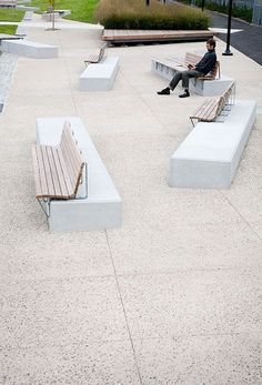 The_West_Harlem_Piers_Park-by-W_Architecture-11 Landscape Architecture Works | Landezine #UrbanLandscape
