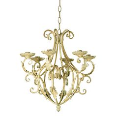 Zingz & Thingz Regal Chandelier