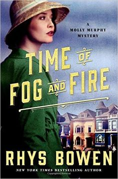 Time of Fog and Fire.  Click on the book title to request this book at the Bill or Gales Ferry Libraries. 2/16