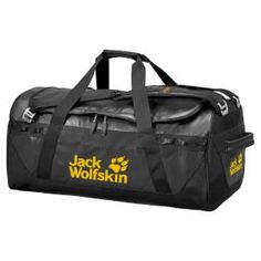 Jack Wolfskin Expedition Trunk 65 The Jack Wolfskin Expedition Trunk 65 has been used for carrying ice hockey equipment sailing trips big expeditions and weekends away Whatever you use it for this heavy-duty water-resistant travel bag http://www.MightGet.com/may-2017-1/jack-wolfskin-expedition-trunk-65.asp
