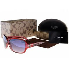 Coach sunglass New 21008 $57.50 http://www.theredstyle.com/