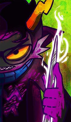 homestuck troll art background - Google Search
