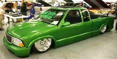 Cool Lowrider Cars | Custom 1996 Chevy S-10 Lowrider