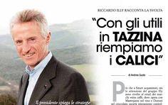 Pambianco Dec2015 Riccardo Illy Brunello di Montalcino mastrojanni