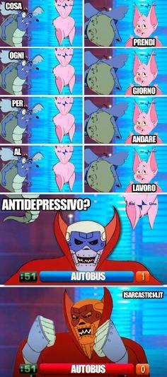 Filmation's Ghostbusters meme ita - Reazione a catena, L'intesa vincente