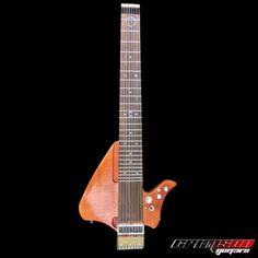 The headless 8 string 05Ric touch guitar | Crimson Guitars UK