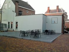 Terras Textielmuseum Tilburg by Moi Aussi