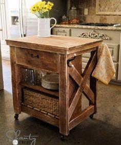 Kitchen Rustic Furniture Design