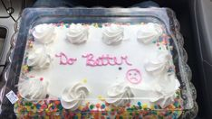 The cake for when you have to deal with literally anyone: | 18 Cakes For People Who Hate People